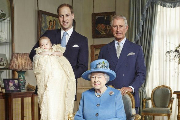 Royal Family portrait photo
