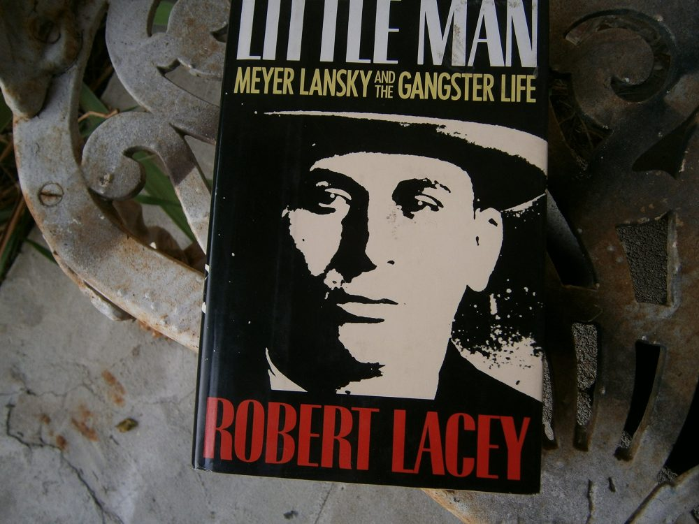 Little Man by Robert Lacey