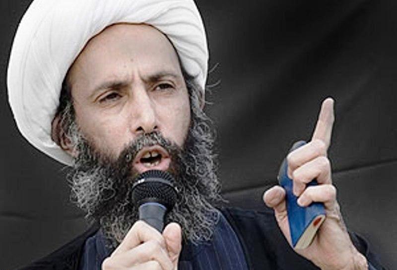 Shia cleric Nimr Al-Nimr