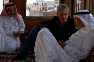 Robert Lacey in Saudi Arabia