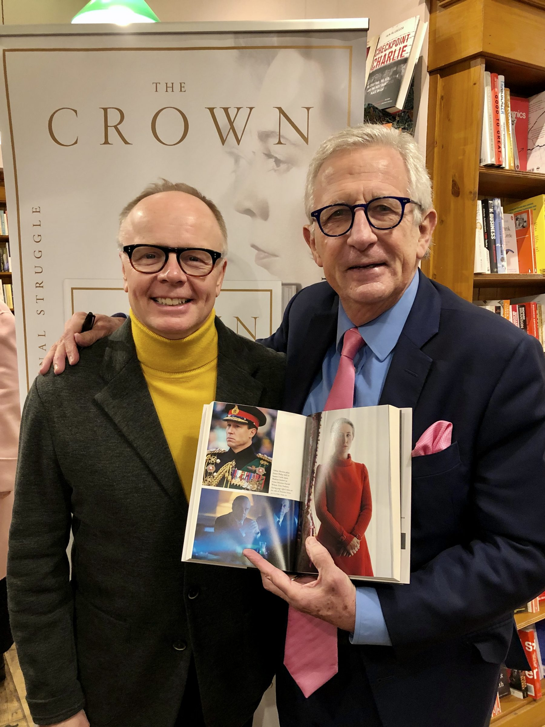 The crown volume 2 launch