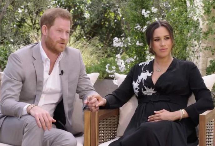 harry and meghan interview