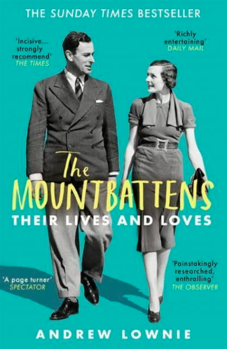 The Mountbattens by Andrew Lowrie